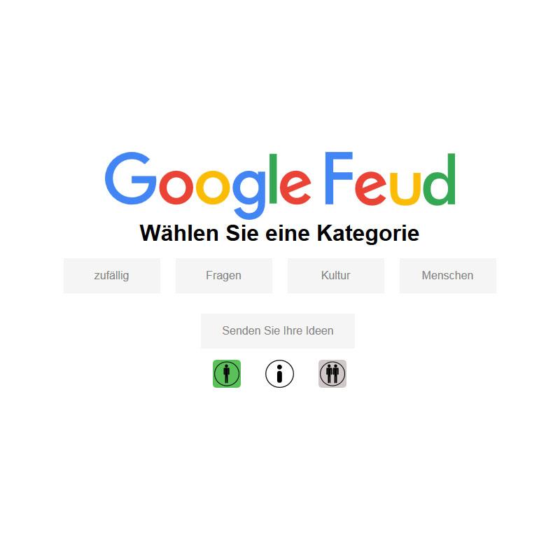 Google Feud Auf Deutsch